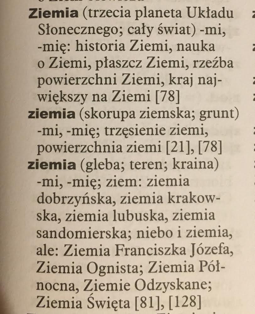 ziemia_slownik